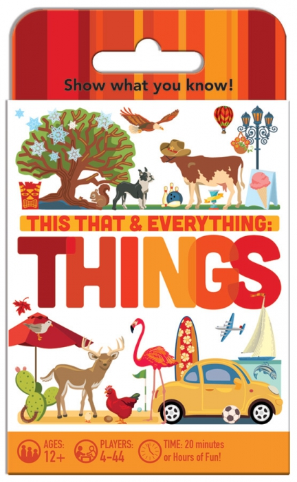 OUTSET This That and Everything: Things 10798