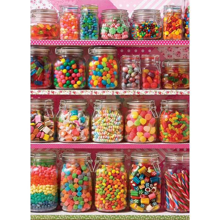 COBBLE HILL Candy Shelf 85011
