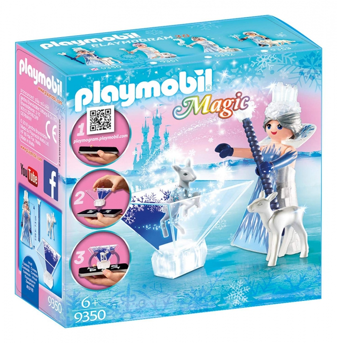 Playmobil Ice Crystal Princess 9350