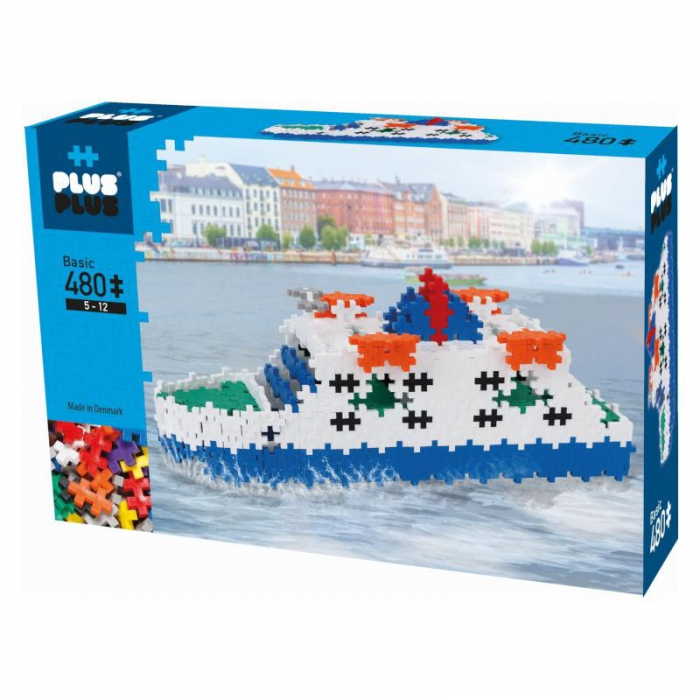Plus-Plus Mini Basic 480 pcs 3774