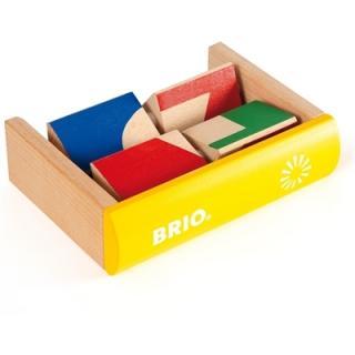 BRIO Shape Puzzle - 30177