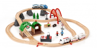 BRIO RC Travel Set 33277