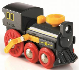 BRIO Old Steam Engine 33617