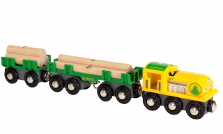 BRIO Lumber Train 33775
