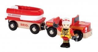 BRIO Rescue Boat 33859