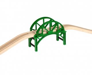 BRIO Stackable Bridge 33885