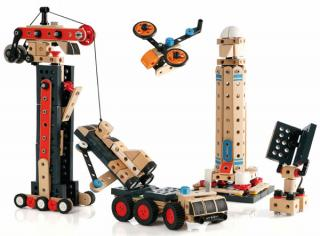 BRIO Builder Deluxe Space Set - 34567
