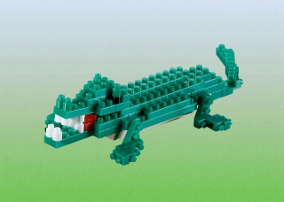 BRIXIES Crocodile 200033