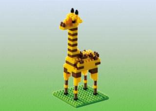 BRIXIES Giraffe 200104