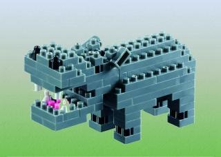 BRIXIES Hippo 200105