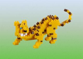 BRIXIES Leopard 200124