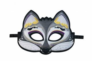Dreamy Wolf Mask 71876