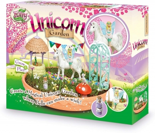 My Fairy Garden - Unicorn Garden FG301