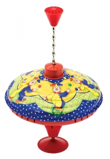 SCHYLLING Jester Spinning Top