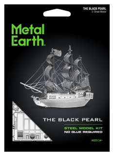 Metal Earth Black Pearl MMS012