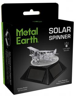Metal Earth Low Light Solar Spinner SS2