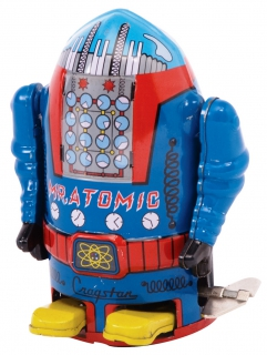 SCHYLLING Mr Atomic Robot