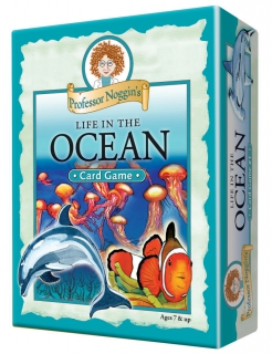 OUTSET Professor Noggin's Life in the Ocean 10411