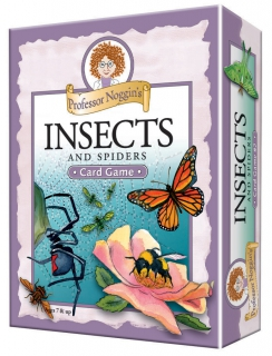 OUTSET Professor Noggin's Insects and Spiders 10412