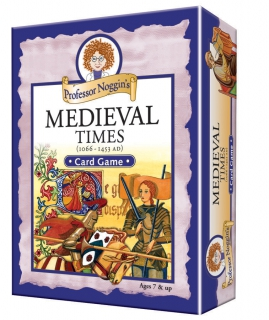 OUTSET Professor Noggin's Medieval Times 10435