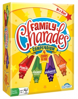 OUTSET Family Charades Compendium 11169