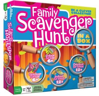 OUTSET Family Scavenger Hunt 11174