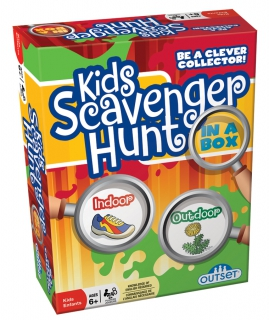 OUTSET Kid's Scavenger Hunt 11175