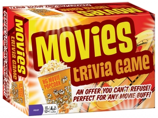 OUTSET Movies Trivia Game 13334