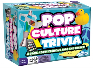 OUTSET Pop Culture Trivia 13352
