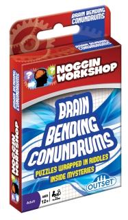 OUTSET Noggen Workshop Brain Bending Conundrums 16001