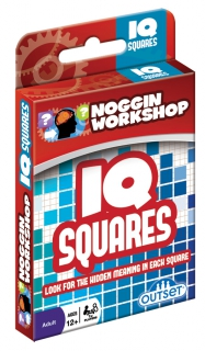 OUTSET Noggen Workshop IQ Squares 16002