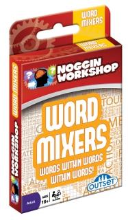 OUTSET Noggen Workshop Word Mixers 16004