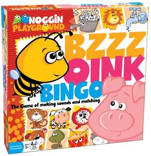 OUTSET Bzzz Oink Bingo 17802
