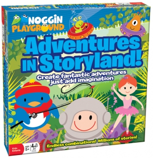 OUTSET Adventures in Storyland 17806
