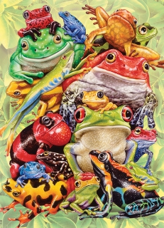 COBBLE HILL Frog Pile 54632