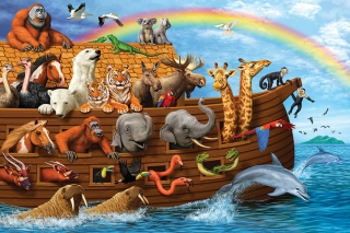 COBBLE HILL Noah's Ark 55113