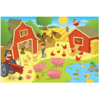 COBBLE HILL Pig Pen 58863