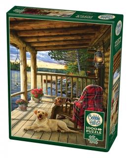 COBBLE HILL - Cabin Porch 80005