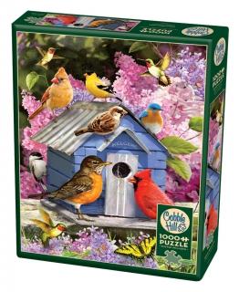 COBBLE HILL - Spring Birdhouse 80153