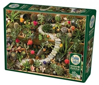 COBBLE HILL - Succulent Garden 80157