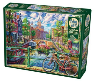 COBBLE HILL Amsterdam Canal 80180