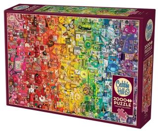 COBBLE HILL Rainbow 89003