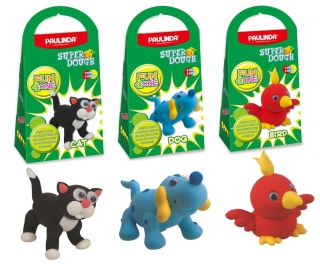 PAULINDA Fun 4 One Super Dough Pet Bundle PL0002