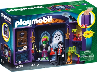 Playmobil Haunted House Play Box 5638