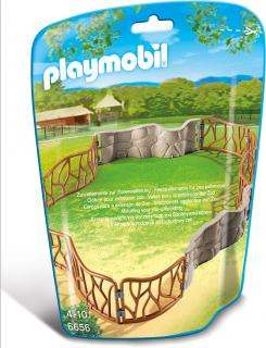 Playmobil Fence & Wall 6656