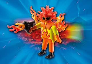Playmobil Flame Warrior 6819
