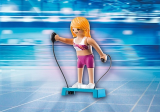 Playmobil Fitness Instructor 6827