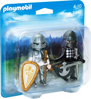 Knights' Rivalry duo 6847