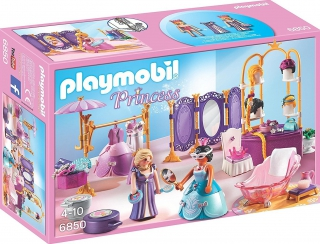 Playmobil Princess Dressing Room with Salon 6850