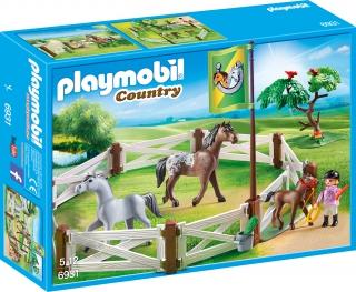 Playmobil Horse Paddock 6931